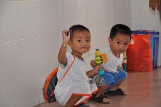Two reasons why we volunteer