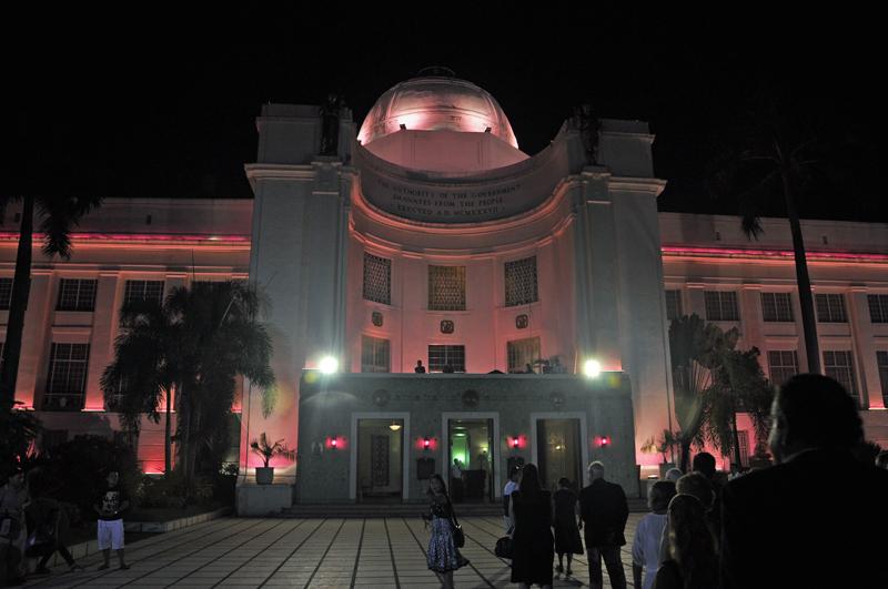 S mansion