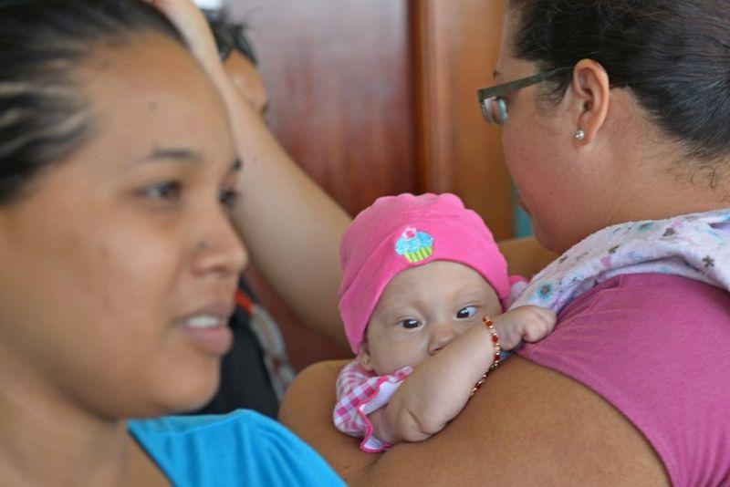 A preclinic baby